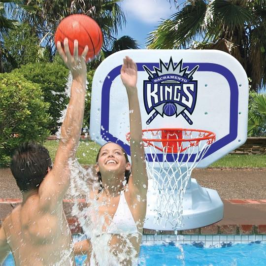 Poolmaster NBA Poolside Basketball Game - Sacramento Kings, Adult Unisex image number null