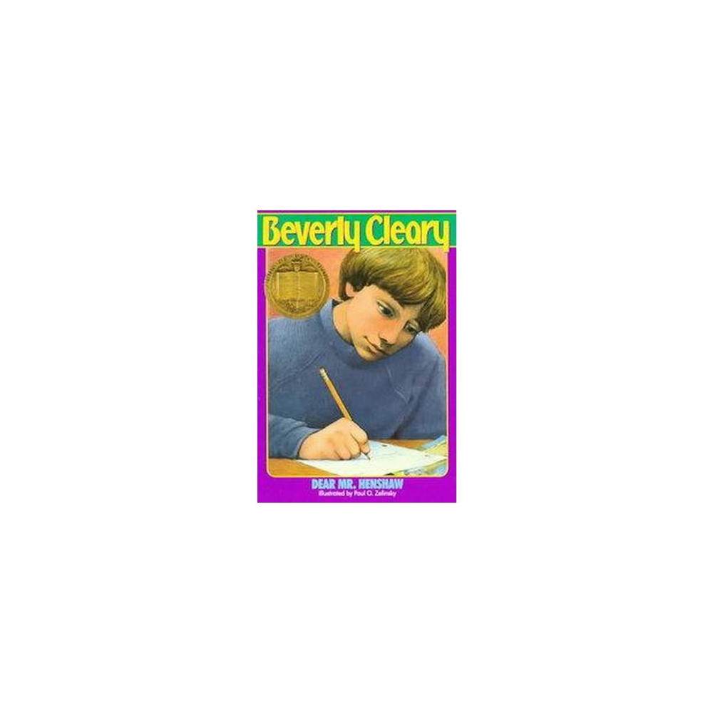 Dear Mr. Henshaw (Reprint) (Paperback) (Beverly Cleary)