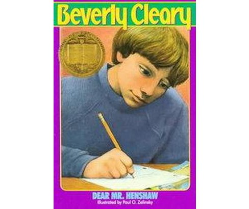 Dear Mr. Henshaw (Reprint) (Paperback) (Beverly Cleary) - image 1 of 1
