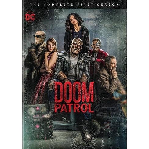 Doom Patrol: The Complete First Season (DVD) - image 1 of 1