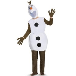 Frozen Olaf Deluxe Adult Costume