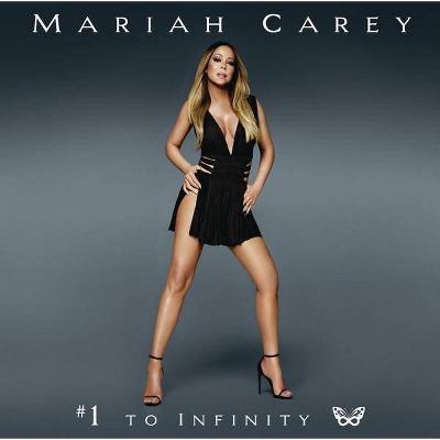 Mariah Carey- #1 to Infinity (Bonus Track) (CD)