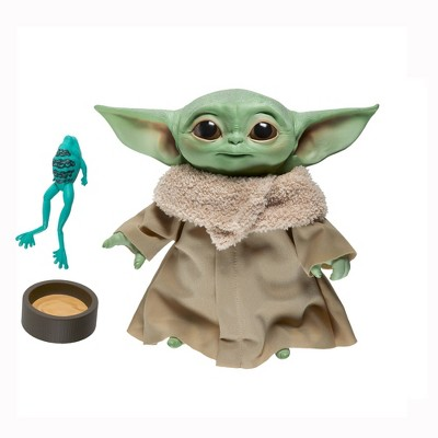Star Wars The Child Talking Plush Toy