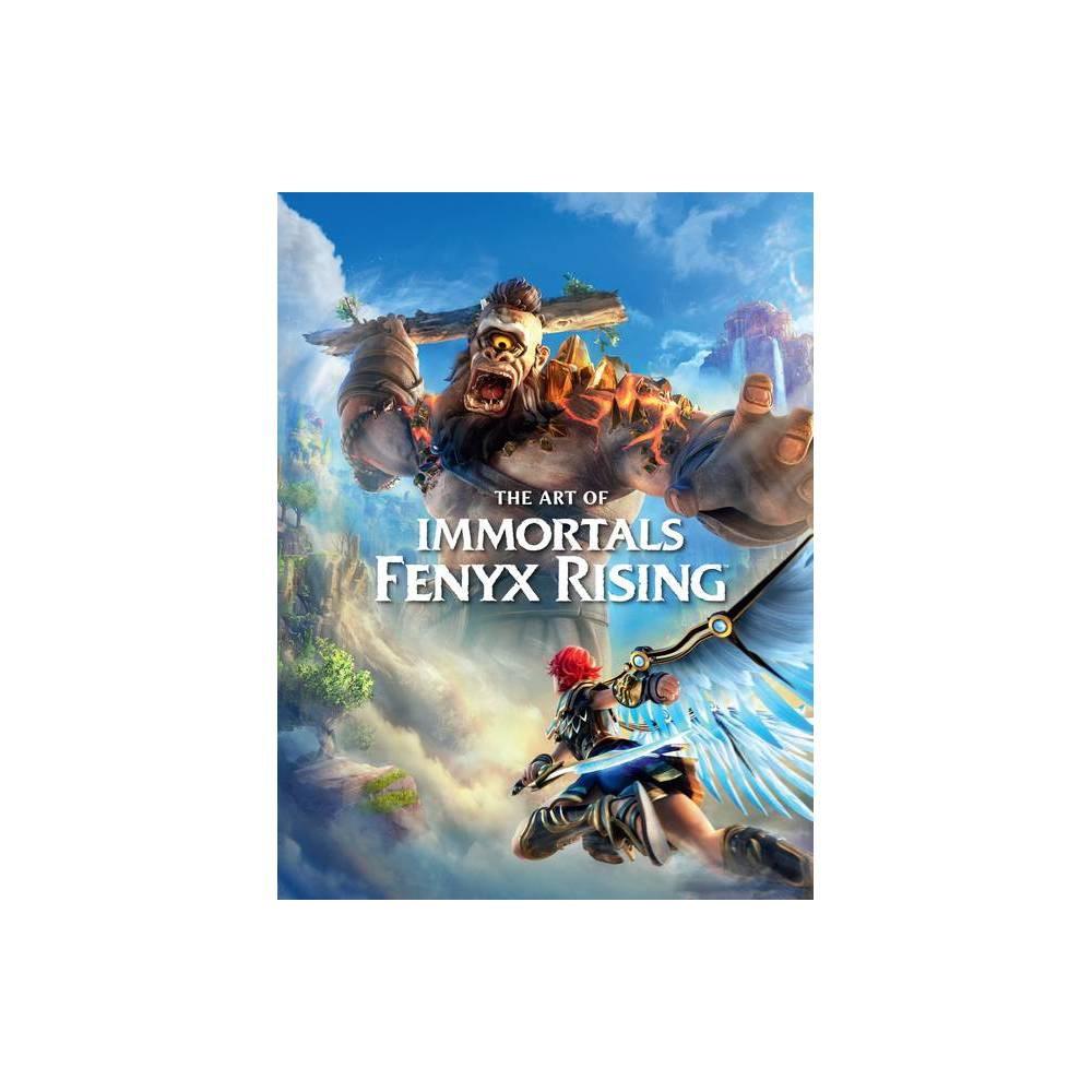 The Art Of Immortals Fenyx Rising Hardcover