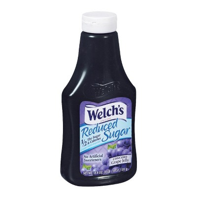 Jams & Jellies: Welch's Reduced Sugar