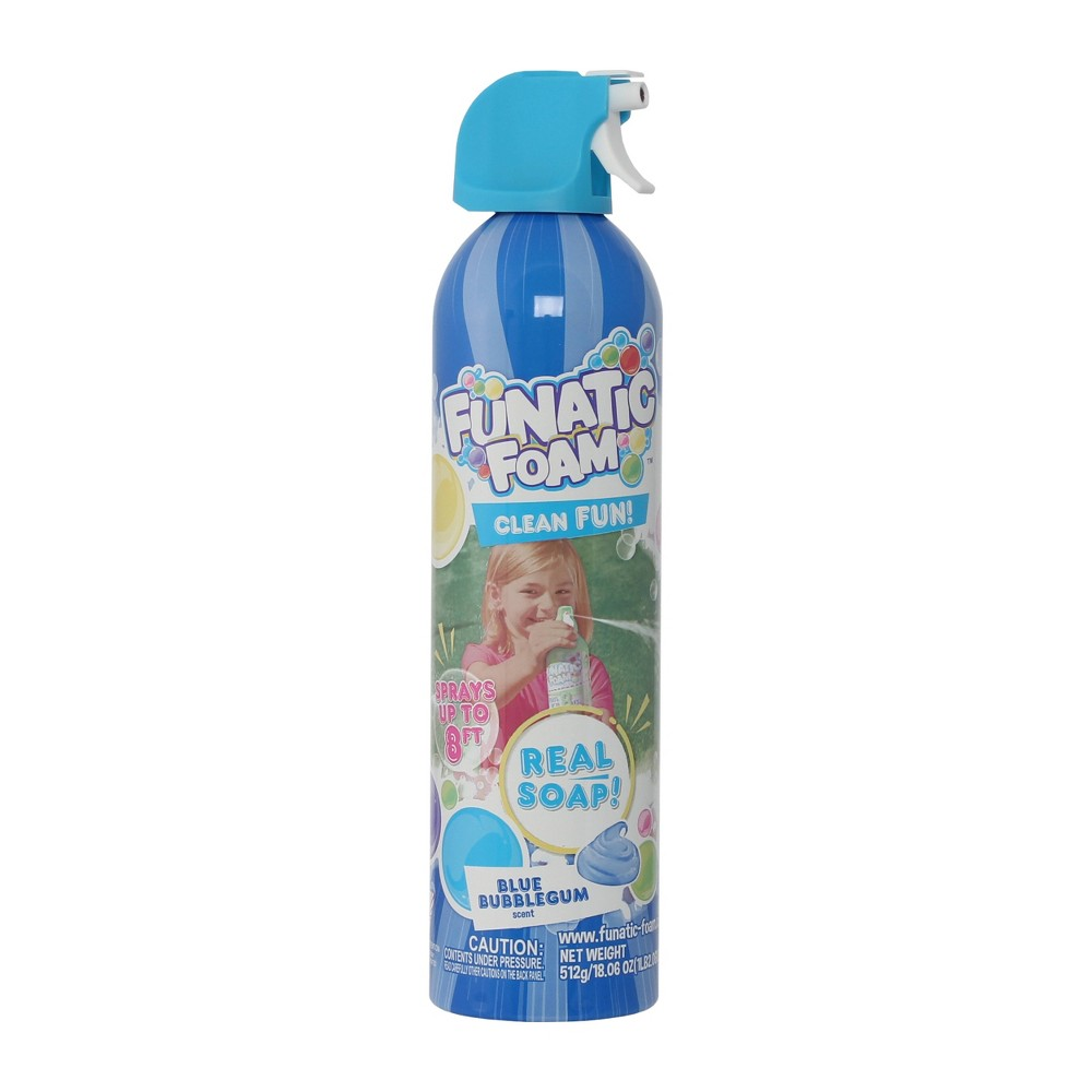Funatic Foam Spray Blue