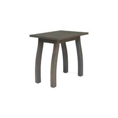 Selma Acacia Accent Table - Christopher Knight Home