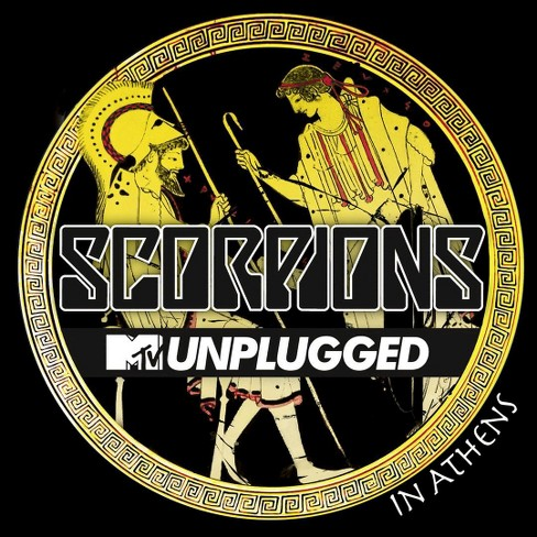 Scorpions - Mtv Unplugged (CD) - image 1 of 1