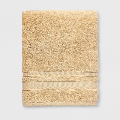 Performance Bath Towel Wheat - Threshold™