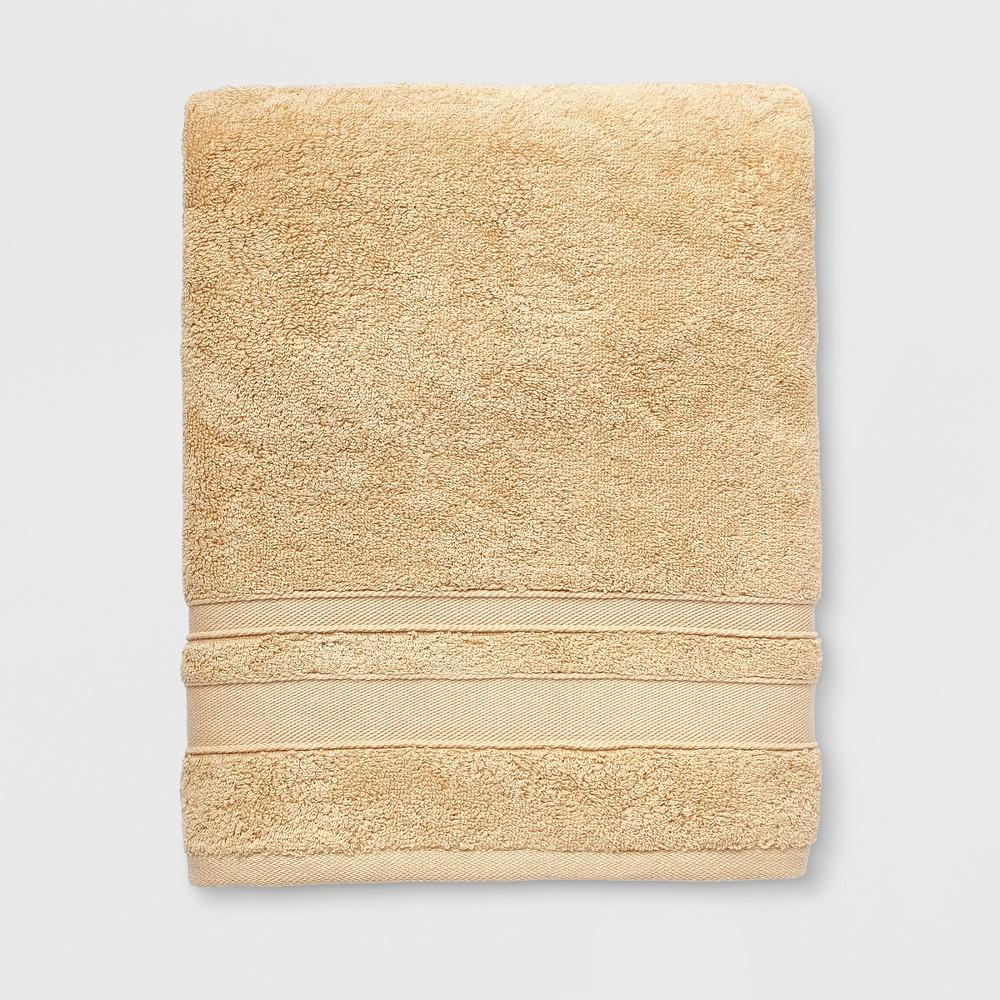 Performance Bath Towel Yellow - Threshold