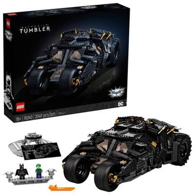 LEGO Super Heroes DC Batman Batmobile Tumbler 76240 Building Kit