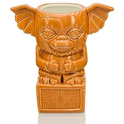 Beeline Creative Geeki Tikis Gremlins Gizmo Mug   Ceramic Tiki Style Cup   Holds 20 Ounces