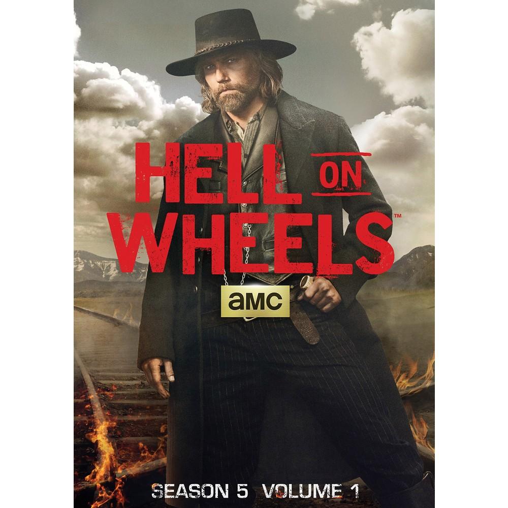 Hell on Wheels: Season 5, Vol. 1 [2 Discs]