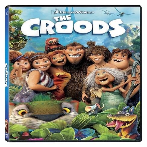 the croods dvd target