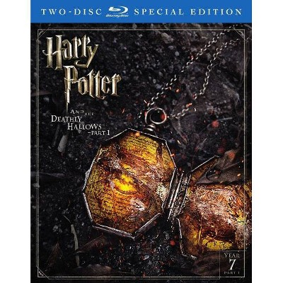 Harry Potter and the Deathly Hallows: Part I (Special Edition) (Blu-ray)