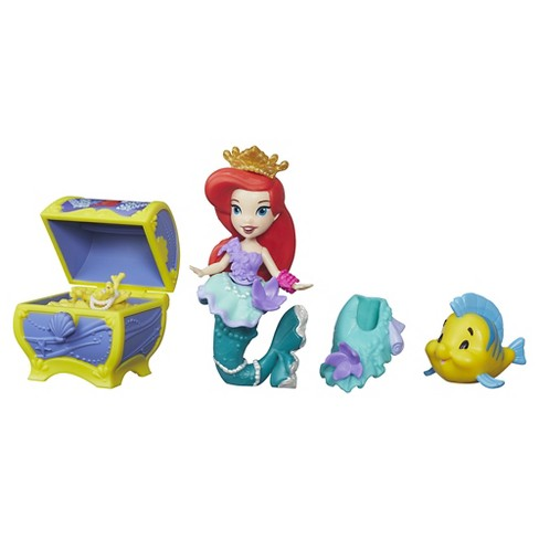 Disney Princess Little Kingdom Ariel's Treasure Chest - image 1 of 2