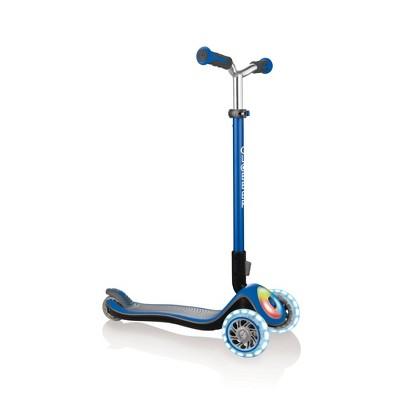 Globber Elite Prime Scooter - Navy Blue
