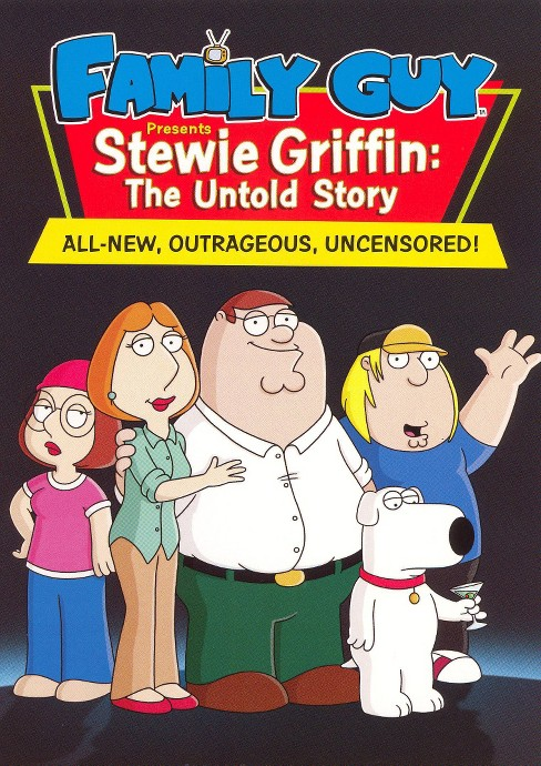 Family Guy Presents Stewie Griffin: The Untold Story - image 1 of 1