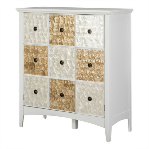 Durdle High 1 Drawer 2 Doors Accent, Accent Cabinet With Drawers