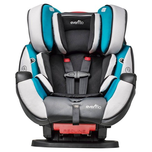 Evenflo Symphony DLX 3-in-1 Convertible Car Seat - image 1 of 7