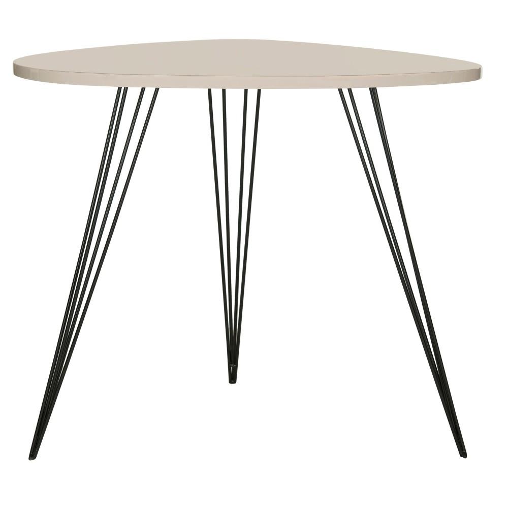 Wynton End Table - Taupe (Brown) - Safavieh