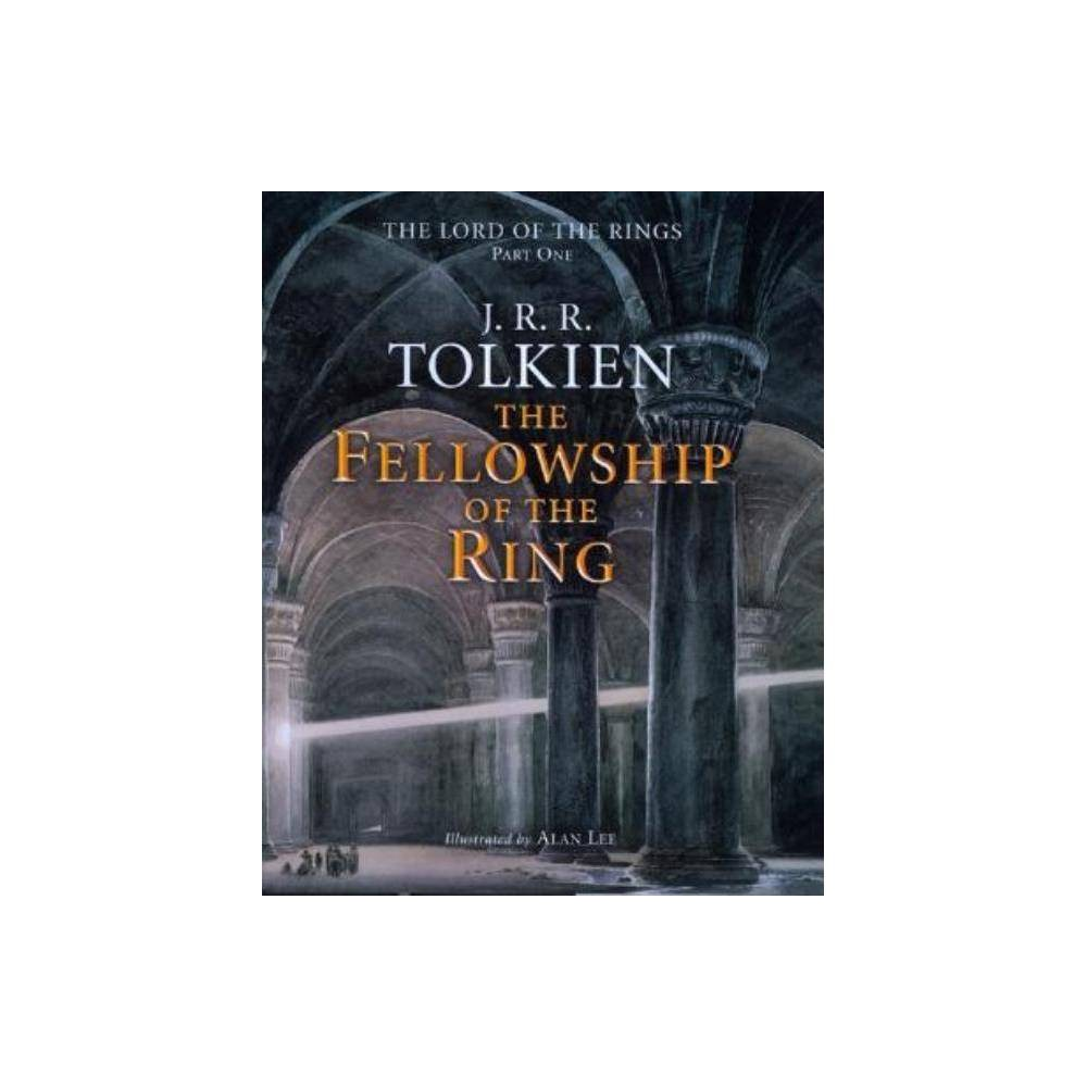 The Fellowship Of The Ring 1 Lord Of The Rings 114th Edition By J R R Tolkien Hardcover