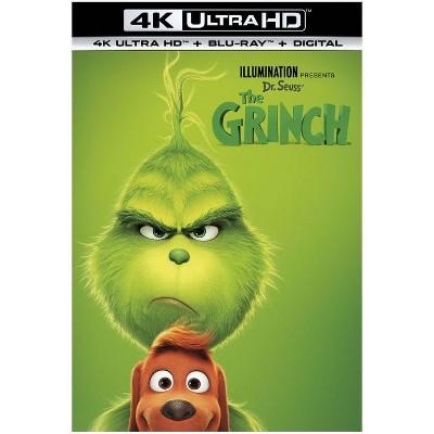 Dr. Seuss' The Grinch (4K/UHD)