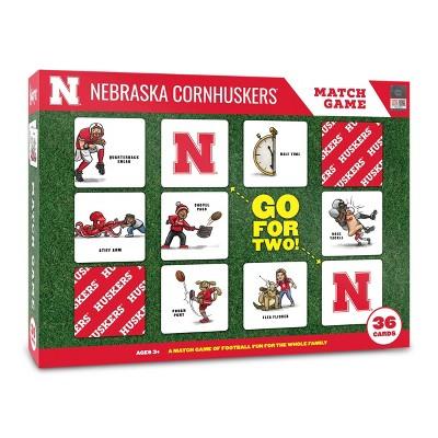 NCAA Nebraska Cornhuskers Football Match Game