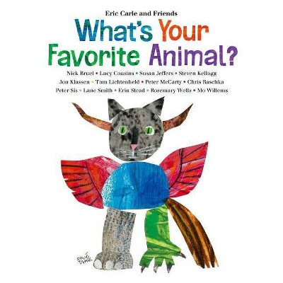 What's Your Favorite Animal? (Hardcover)by Eric Carle