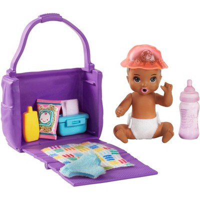 Barbie Skipper Babysitters Inc. Feeding and Changing Playset
