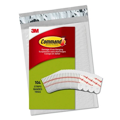 Command 104 Small Poster Strips