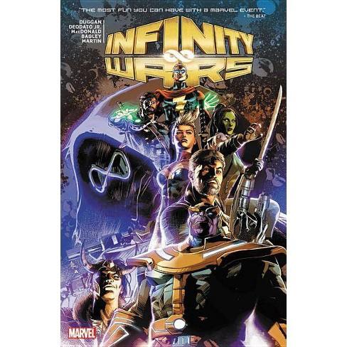 Infinity Wars - (Paperback) - image 1 of 1
