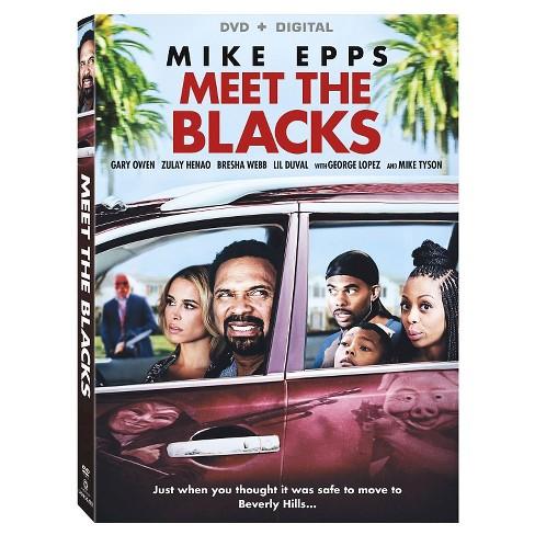 Meet the Blacks (DVD + Digital) - image 1 of 1