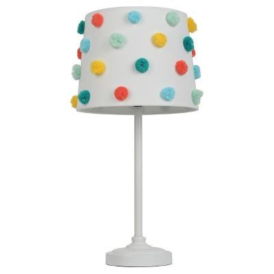 Pom Pom Shade Table Lamp - Pillowfort™