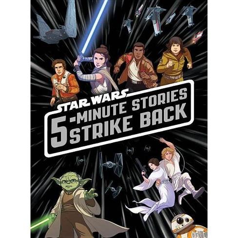 5-Minute Star Wars Stories Strike Back (Hardcover) - image 1 of 1