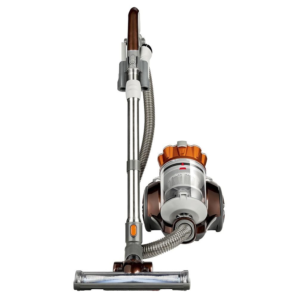 Bissell Hard Floor Expert Canister Vacuum - Burnt Orange 1547, Burnt Ochre