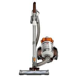 BISSELL Hard Floor Expert Canister Vacuum - Burnt Orange 1547