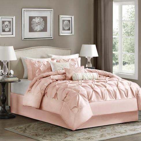 Comforter Sets Queen.Blush Piedmont Comforter Set Queen 7pc Target