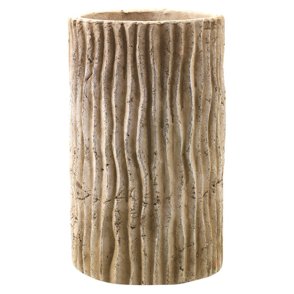 Image of Accent Decor Ceramic Vase - 7, Wshd Wd