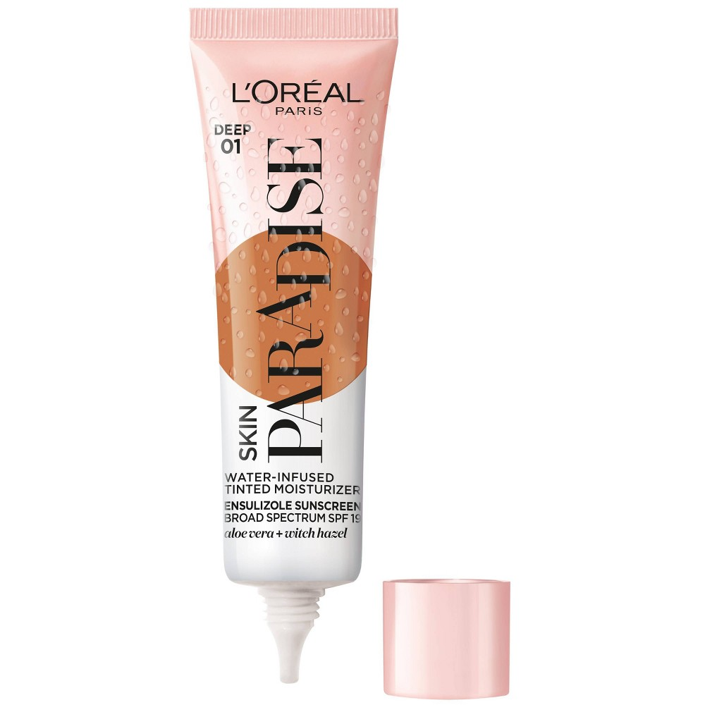 Discounts L'Oreal Paris Skin Paradise Water Infused Tinted Moisturizer with SPF 19 -  - 1 fl oz