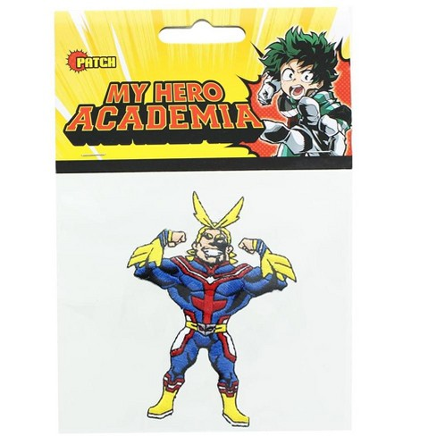 Great Eastern Entertainment Co. My Hero Academia All Might Embroidered Fabric Patch - image 1 of 2