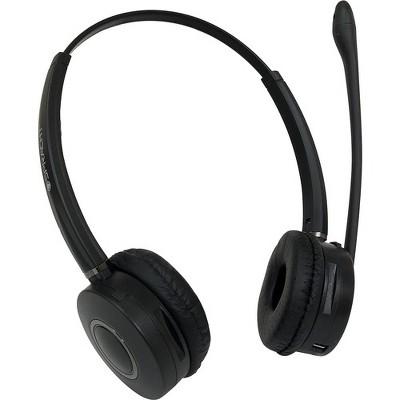 Spracht ZŪM Maestro BT HS-2051 Headset - Stereo - Wireless - Bluetooth - 32.8 ft - Over-the-head - Binaural