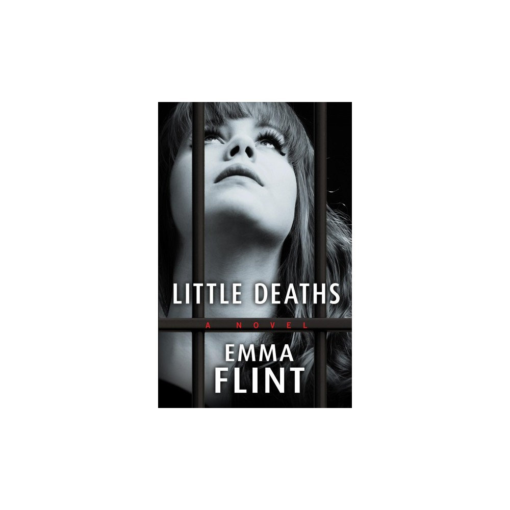 Little Deaths - Large Print by Emma Flint (Hardcover)