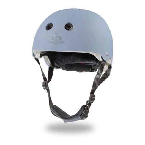 Kinderfeets Slate Blue Adjustable Toddler & Kids Bike Helmet Bundle with Kinderfeets Tiny Tot PLUS 2-in-1 Balance Bike Tricycle, Slate Blue - image 1 of 4