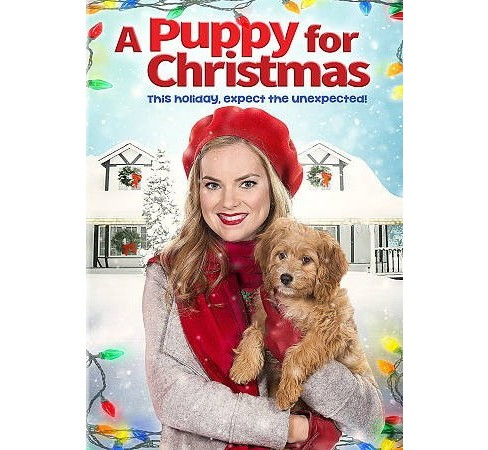 Puppy For Christmas (DVD) - image 1 of 1