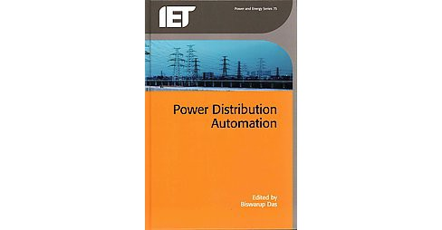 Power Distribution Automation (Hardcover) - image 1 of 1