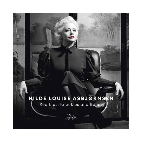 Hilde Louise Asbjornsen - Red Lips, Knuckles And Bones (CD) - image 1 of 1