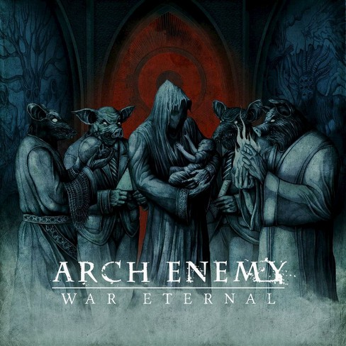 Arch enemy - War eternal (CD) - image 1 of 1