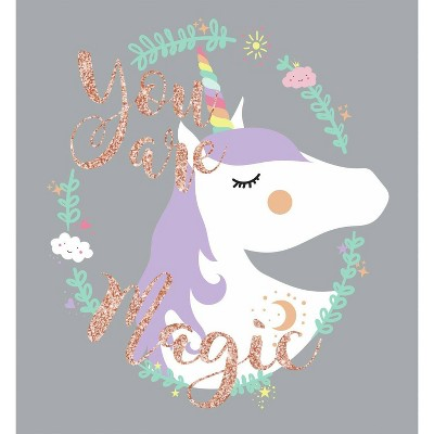 Unicorn Magic Peel and Stick Giant Wall Decal - RoomMates