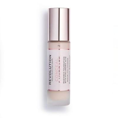Makeup Revolution Conceal & Hydrate Foundation - 0.77 fl oz